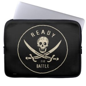 Pirates of the Caribbean 5   Ready For Battle Computer Sleeve