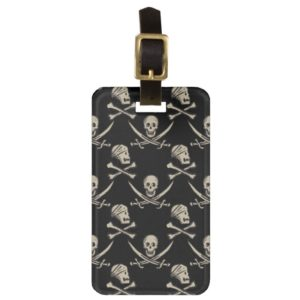 Pirates of the Caribbean 5 | Rogue - Pattern Bag Tag