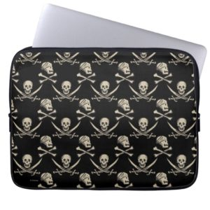 Pirates of the Caribbean 5 | Rogue - Pattern Computer Sleeve