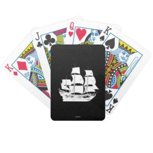 Pirates of the Caribbean 5 | The Sea Rules All Bicycle Playing Cards