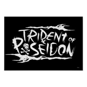 Pirates of the Caribbean 5   Trident of Poseidon Poster