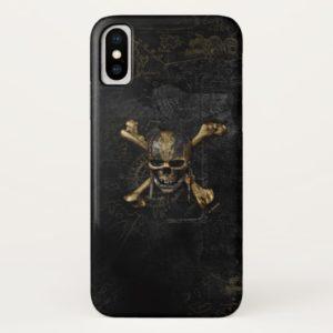 Pirates of the Caribbean Skull & Cross Bones Case-Mate iPhone Case