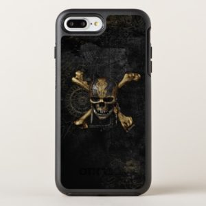 Pirates of the Caribbean Skull & Cross Bones OtterBox iPhone Case