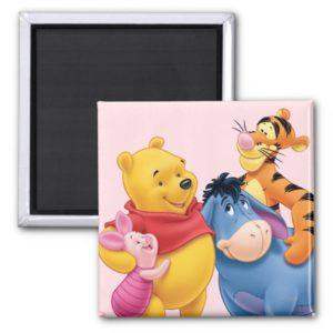 Pooh & Friends 1 Magnet