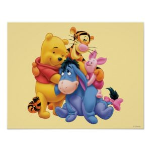 Pooh & Friends 5 Poster