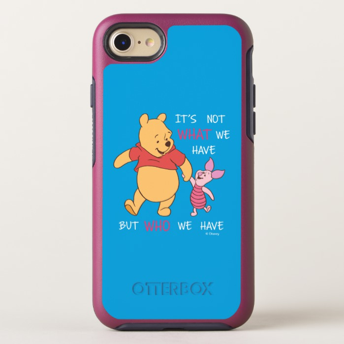Winnie The Pooh Star Wars 2 iphone case