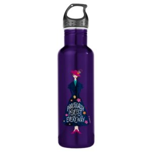 Practically Perfect in Every Way Stainless Steel Water Bottle