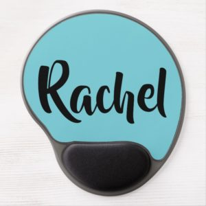 Rachel from Orphan black name of character Gel Mouse Pad