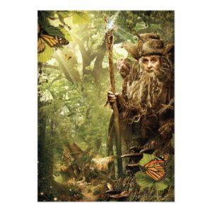 RADAGAST™ in Forest Invitation