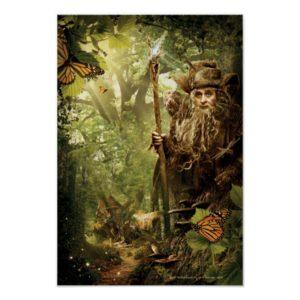 RADAGAST™ in Forest Poster