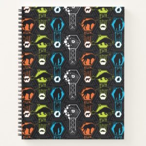RAMPAGE | Character Pattern Notebook