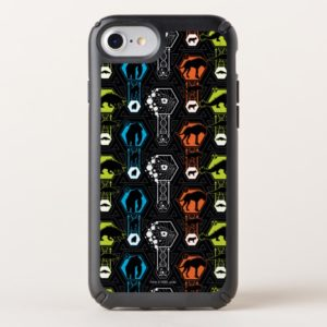 RAMPAGE | Character Pattern Speck iPhone Case