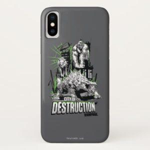 RAMPAGE | City of Destruction Case-Mate iPhone Case