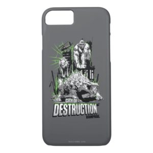 RAMPAGE | City of Destruction Case-Mate iPhone Case