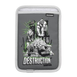 RAMPAGE | City of Destruction iPad Mini Sleeve