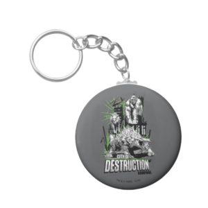 RAMPAGE | City of Destruction Keychain