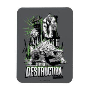 RAMPAGE | City of Destruction Magnet