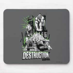 RAMPAGE | City of Destruction Mouse Pad