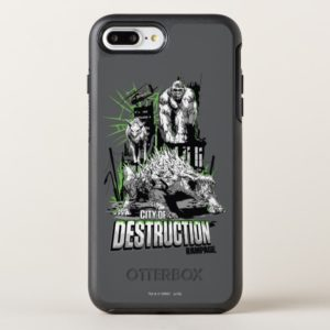 RAMPAGE | City of Destruction OtterBox iPhone Case