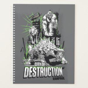 RAMPAGE | City of Destruction Planner