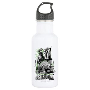 RAMPAGE | City of Destruction Stainless Steel Water Bottle