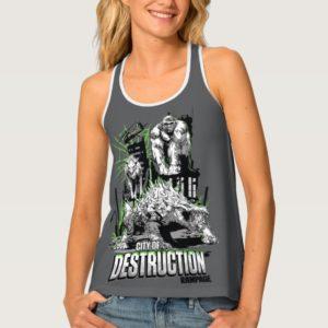 RAMPAGE | City of Destruction Tank Top