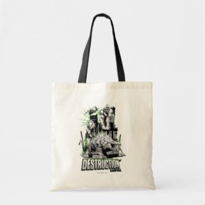RAMPAGE | City of Destruction Tote Bag