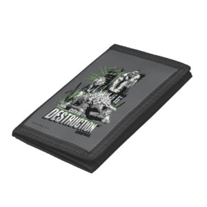 RAMPAGE | City of Destruction Trifold Wallet