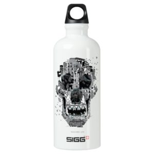 RAMPAGE | COME FIND ME ALUMINUM WATER BOTTLE