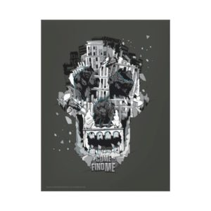 RAMPAGE | COME FIND ME CANVAS PRINT