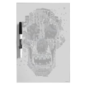 RAMPAGE | COME FIND ME DRY ERASE BOARD
