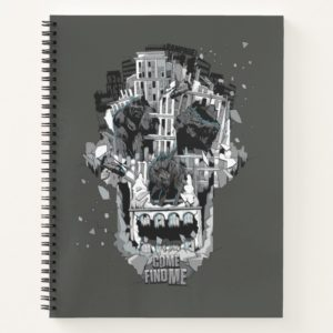 RAMPAGE   COME FIND ME NOTEBOOK