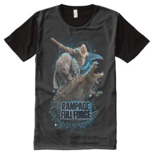 RAMPAGE | FULL FORCE All-Over-Print SHIRT