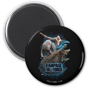 RAMPAGE   FULL FORCE MAGNET