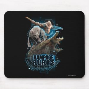 RAMPAGE   FULL FORCE MOUSE PAD