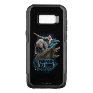 RAMPAGE | FULL FORCE OtterBox COMMUTER SAMSUNG GALAXY S8+ CASE