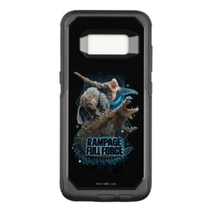 RAMPAGE | FULL FORCE OtterBox COMMUTER SAMSUNG GALAXY S8 CASE