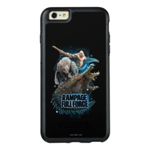 RAMPAGE   FULL FORCE OtterBox iPhone CASE