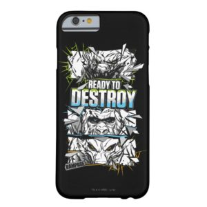 RAMPAGE | Ready to Destroy Case-Mate iPhone Case