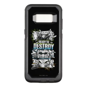 RAMPAGE | Ready to Destroy OtterBox Commuter Samsung Galaxy S8 Case