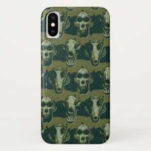 RAMPAGE   Skulls Pattern Case-Mate iPhone Case