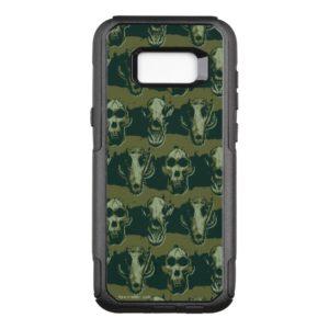 RAMPAGE | Skulls Pattern OtterBox Commuter Samsung Galaxy S8+ Case