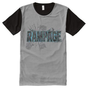 RAMPAGE | Subject Graphics All-Over-Print Shirt