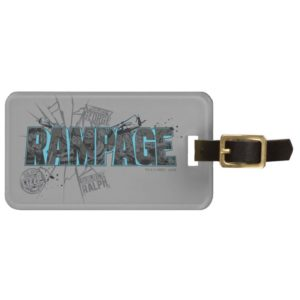 RAMPAGE | Subject Graphics Bag Tag