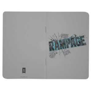 RAMPAGE   Subject Graphics Journal