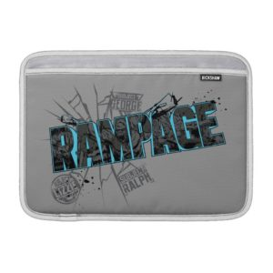 RAMPAGE | Subject Graphics MacBook Air Sleeve