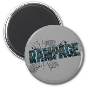 RAMPAGE | Subject Graphics Magnet