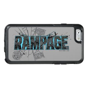 RAMPAGE   Subject Graphics OtterBox iPhone Case
