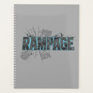 RAMPAGE   Subject Graphics Planner