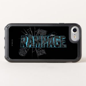 RAMPAGE | Subject Graphics Speck iPhone Case